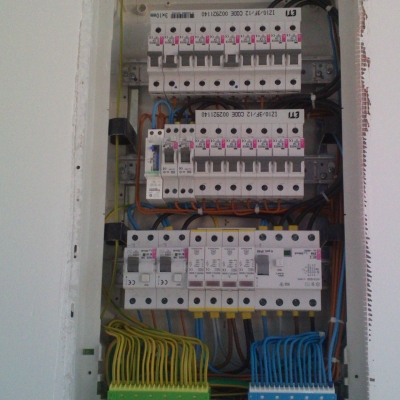 Elektroinštalacije SB